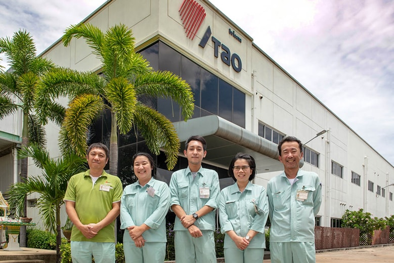ITAOTEC(THAILAND)CO., LTD.